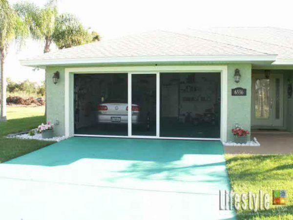 Convert Your Garage into a Screened In Space with Lifestyle Garage Screens