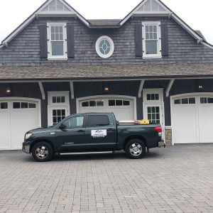 All About Garage Doors Truck Servicing Panama City Beach Garage Doors