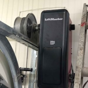 Liftmaster jackshaft garage door opener repair Panama City Beach Florida