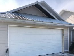 Wind Loaded Garage Door Installation - Panama City